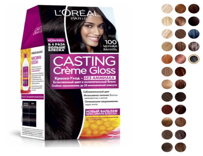 L'Oreal Paris Casting Creme Gloss 100