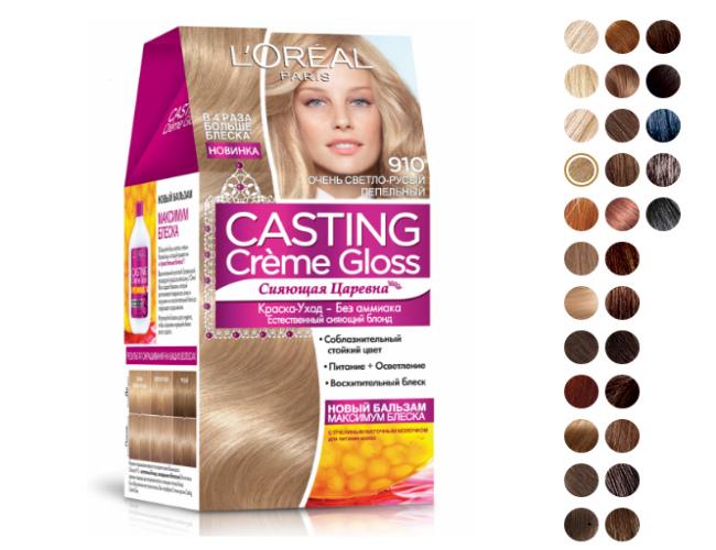 L'Oreal Paris Casting Creme Gloss 910