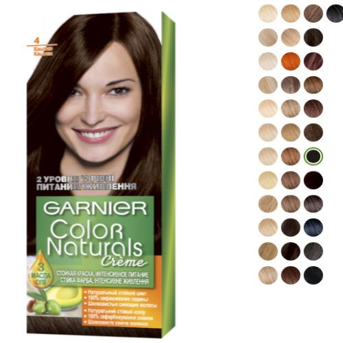 Garnier Color Naturals creme 4