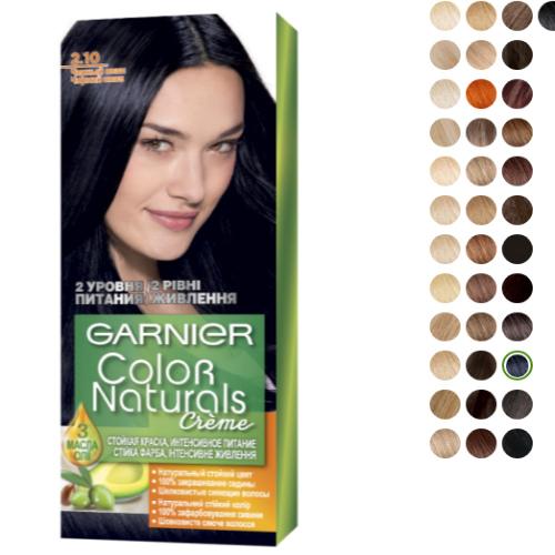 Garnier Color Naturals creme 2.10