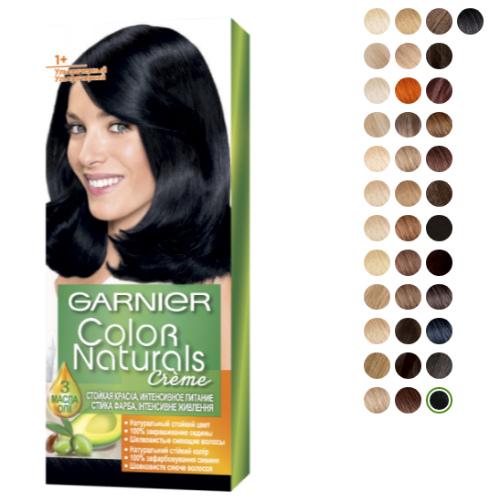 Garnier Color Naturals creme 1+