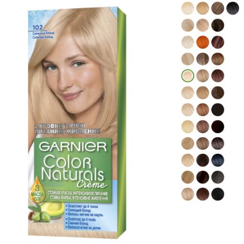 Garnier Color Naturals creme 102