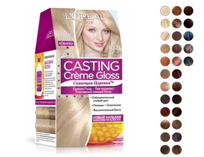 L'Oreal Paris Casting Creme Gloss 1021