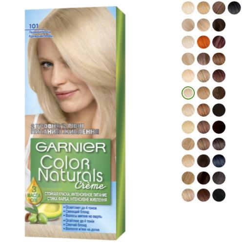 Garnier Color Naturals creme 101