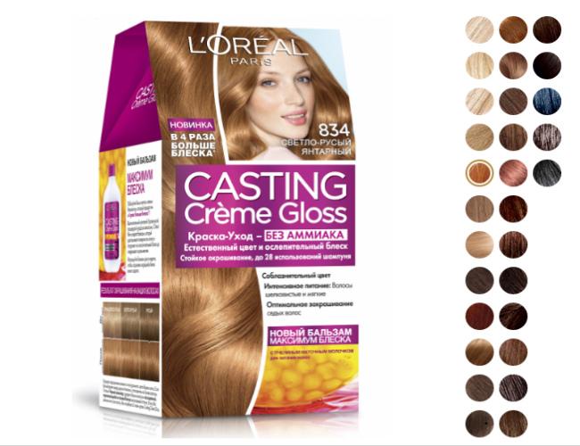 L'Oreal Paris Casting Creme Gloss 834