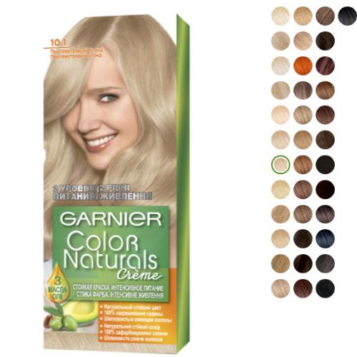 Garnier Color Naturals creme 10.1