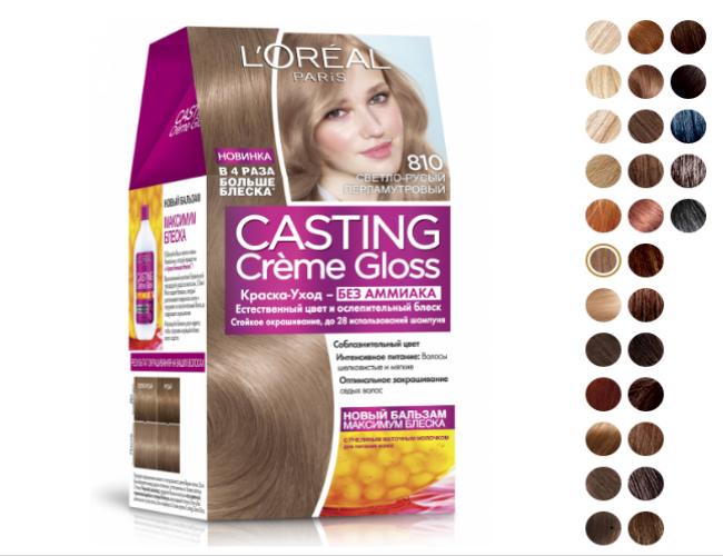 L'Oreal Paris Casting Creme Gloss 810
