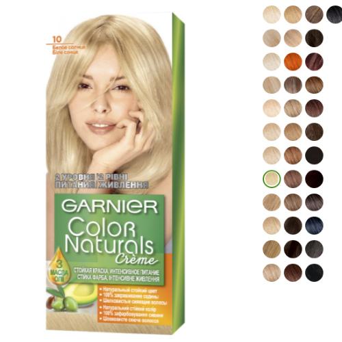 Garnier Color Naturals creme 10