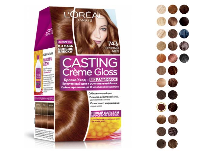 L'Oreal Paris Casting Creme Gloss 743