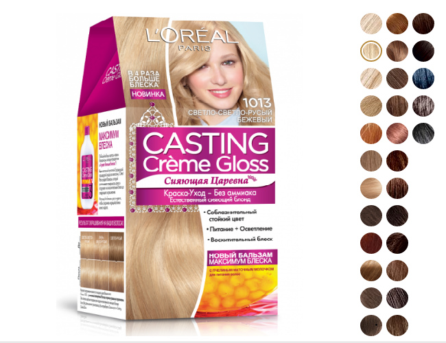 L'Oreal Paris Casting Creme Gloss 1030