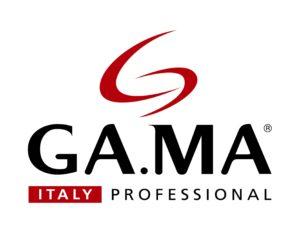 утюжки для волос гама GA.MA-Italy-Logo