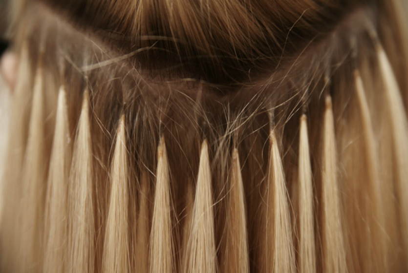 Горячее наращивание волос капсулами ЗА и ПРОТИВ