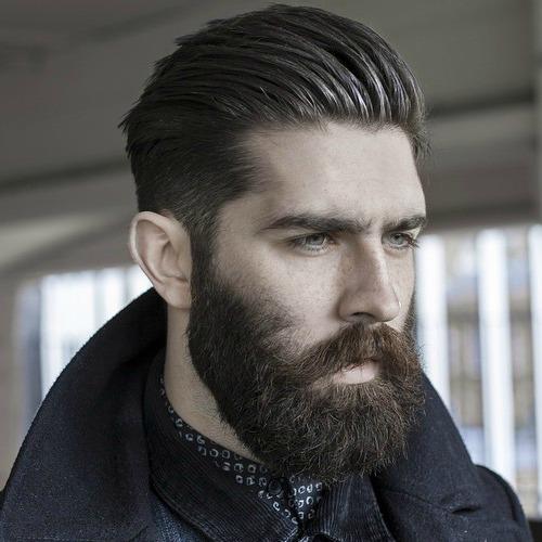 Стильная борода фото 2019