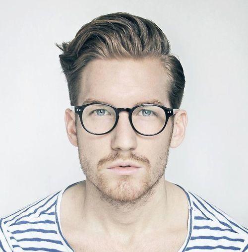 Мужская стильная стрижка удлиненная фото