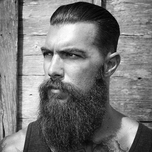 Длинная борода стрижка фото