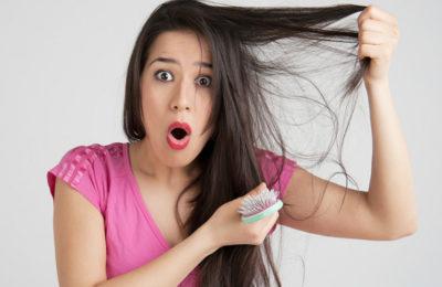 Выпадение волос что делать