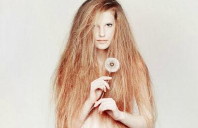 Как вылечить посеченные волосы