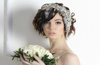 Самые красивые свадебные прически