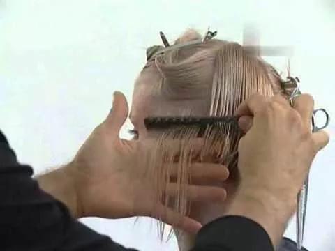 Как правильно стричь боб каре