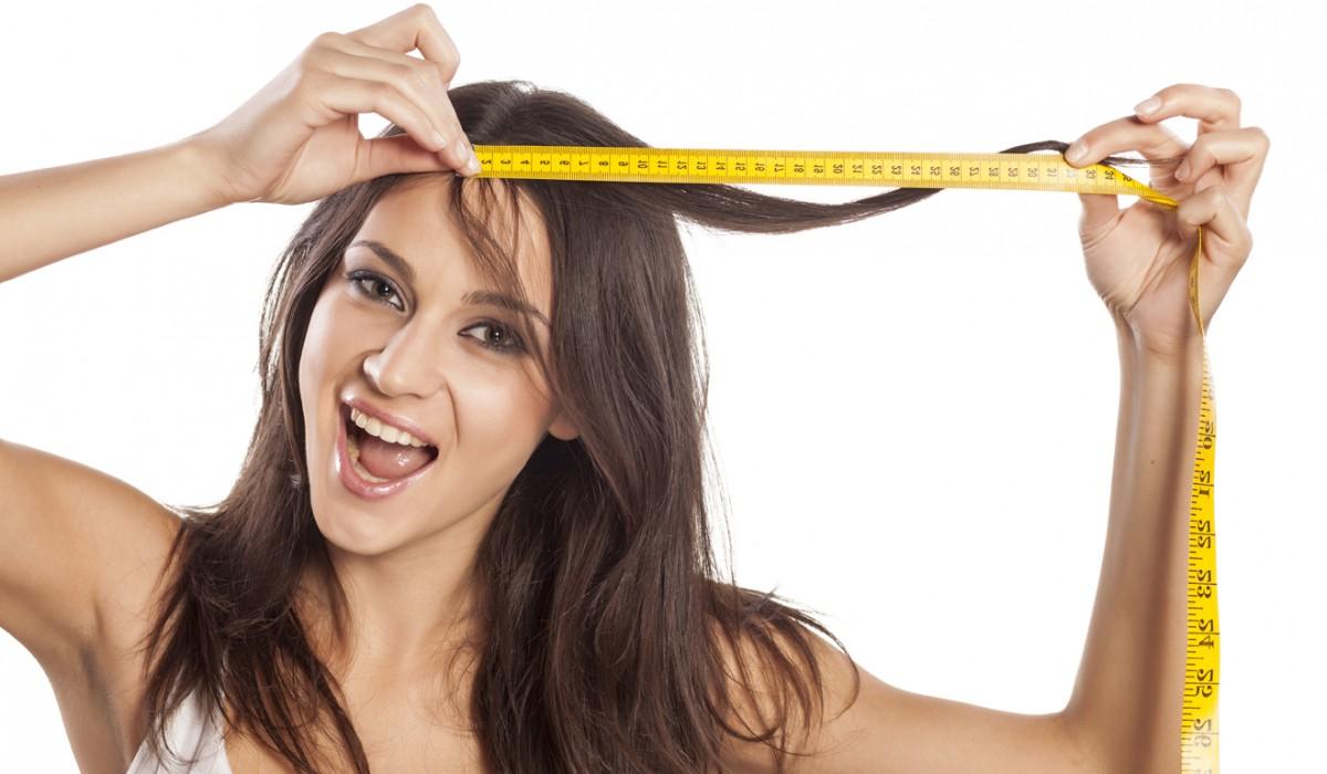 Как быстро отрастить волосы дома