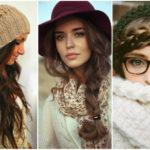 Как ухажживать а волосами зимой и не портить их укладку шапкой