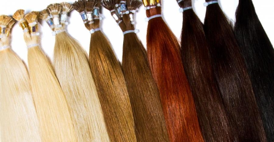 Как правильно выбрать волосы для наращивания
