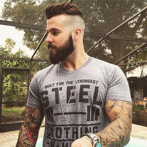 Самая красивая борода фото