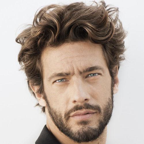Борода с небрежной стрижкой фото 2019