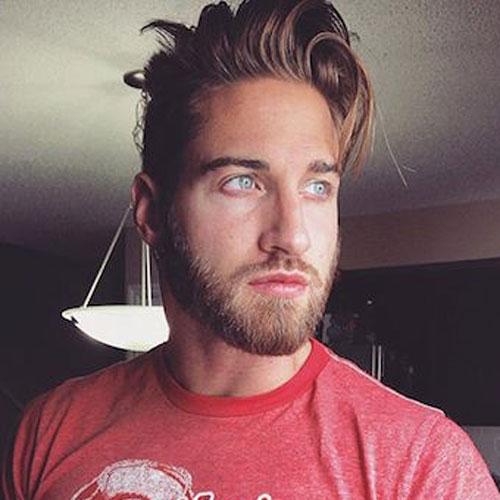 Красивая стрижка бороды фото 2018